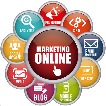 Internet Marketing Services - Online Marketing PNG