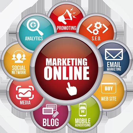 Online Marketing PNG - 20386