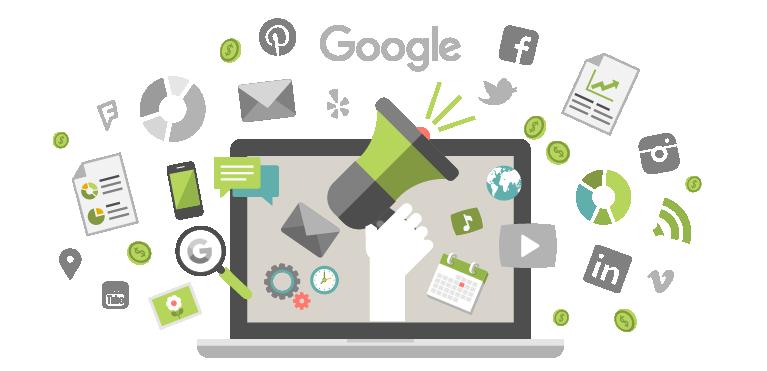 Online Marketing PNG - 20381