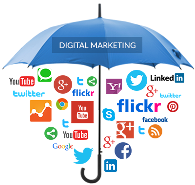 Techiflyer - Digital Marketing - Online Marketing PNG