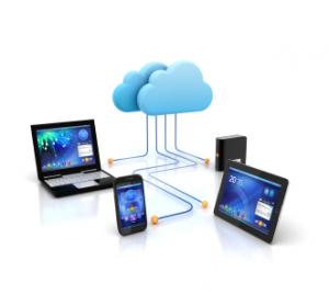 Cloud Server PNG - 529