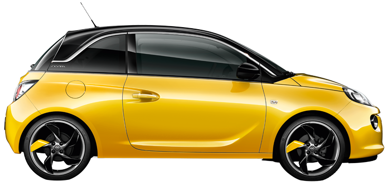 Opel Adam - Opel HD PNG