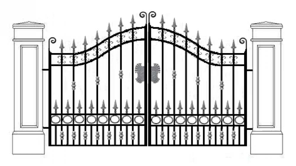 Eg3 - Open Gate PNG