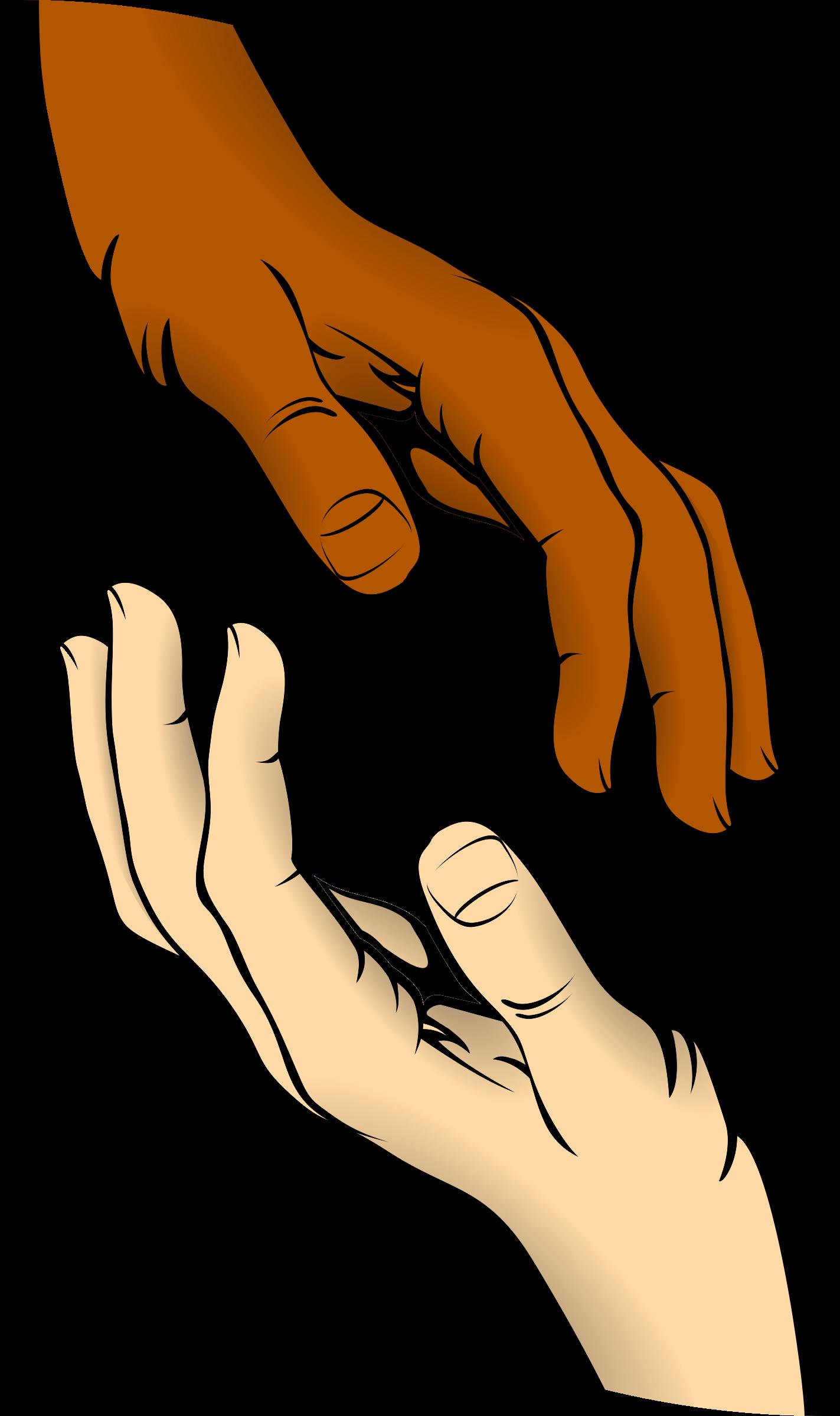 Open Giving Hands PNG - 135020