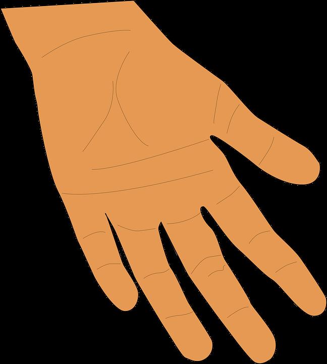 Open Giving Hands PNG - 135027