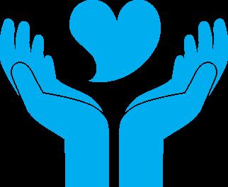Open Giving Hands PNG - 135019