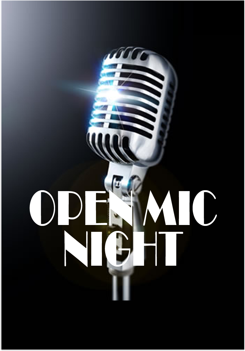 Open Mic PNG - 77777
