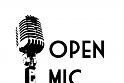 Open Mic PNG - 77769