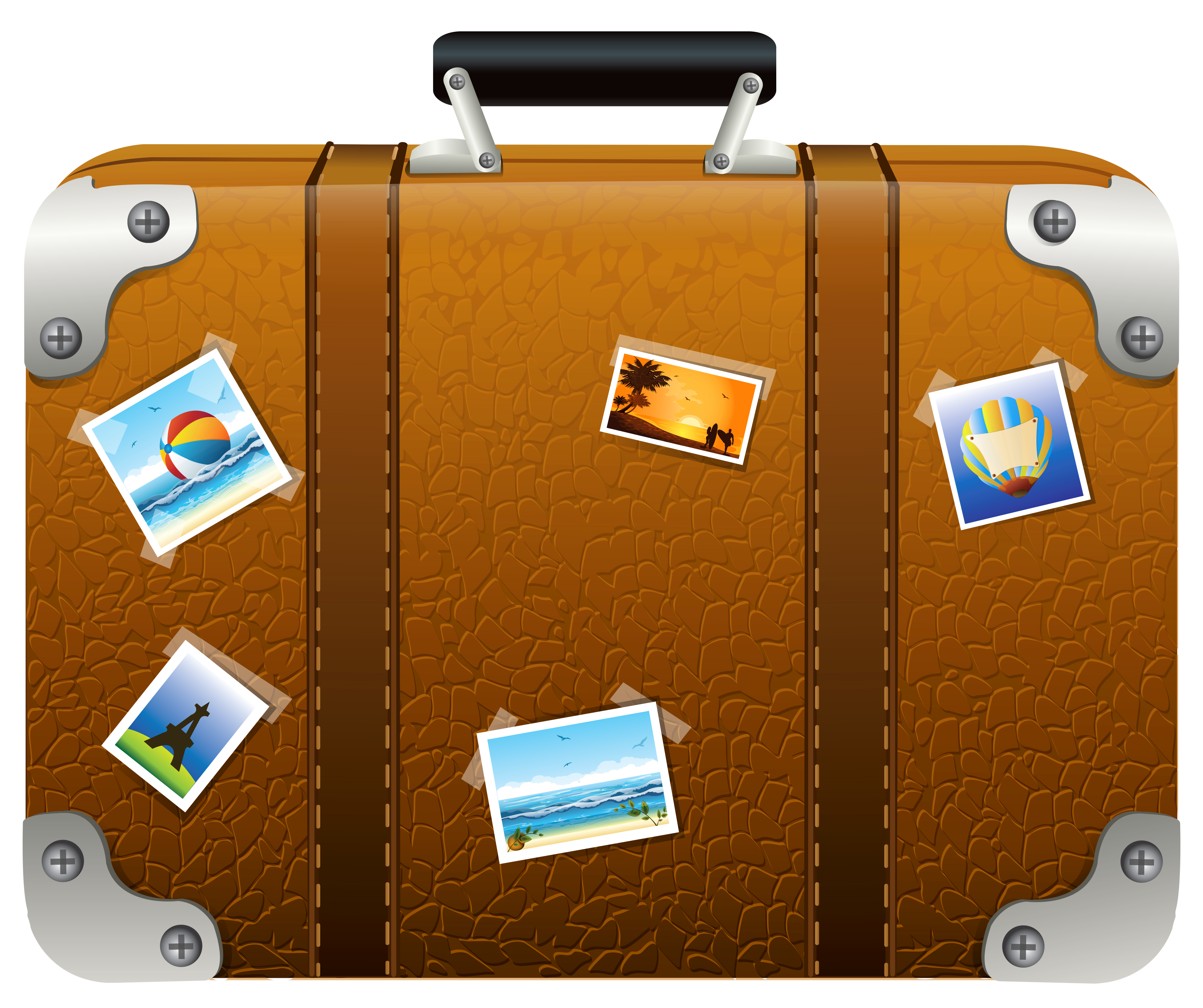 Open Suitcase PNG HD - 127484