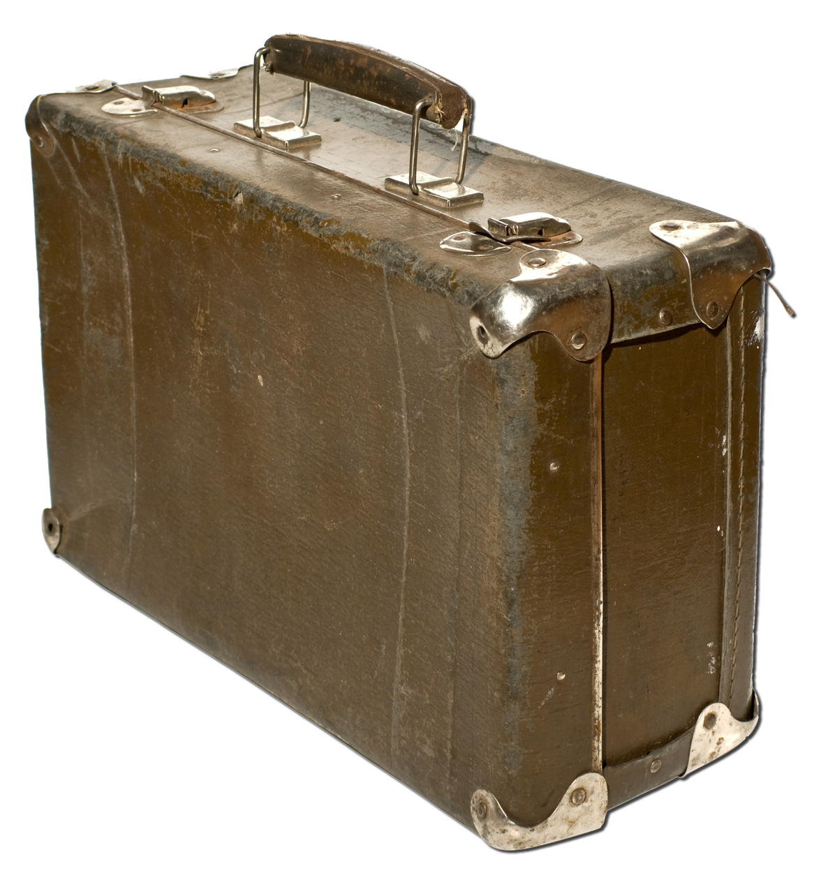 Old Suitcase With Transparent Background PNG - Open Suitcase PNG HD