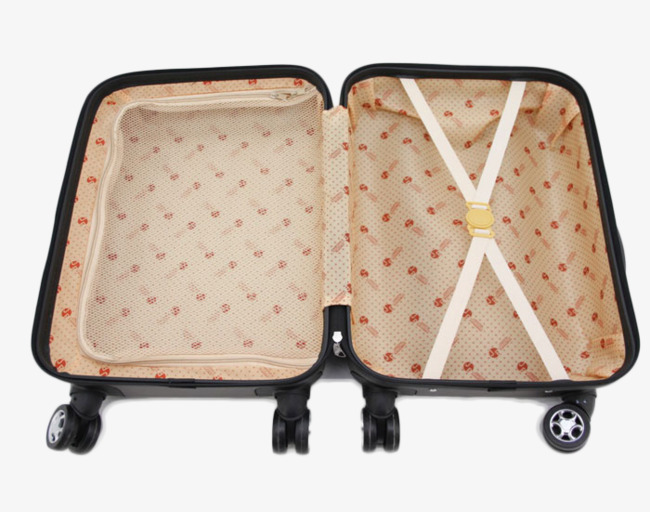 Open Suitcase PNG HD - 127485