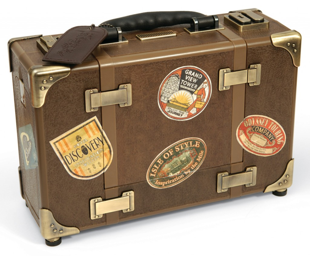 Open Suitcase PNG HD - 127483
