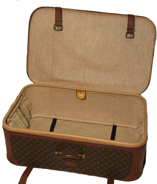 Open Suitcase PNG HD - 127476