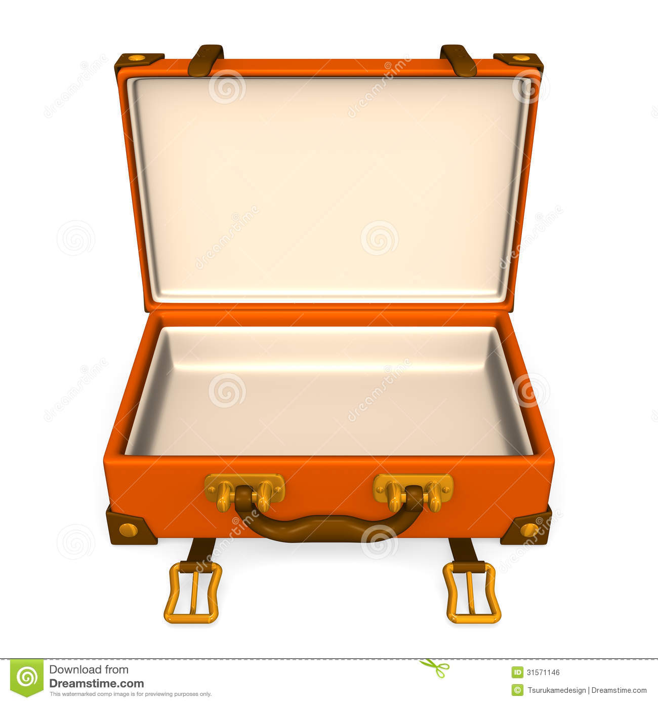 Open Suitcase PNG HD - 127479