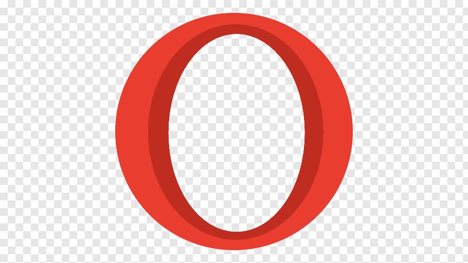 Circle Area Red, Opera Logo Png | Pngwave - Opera Logo PNG