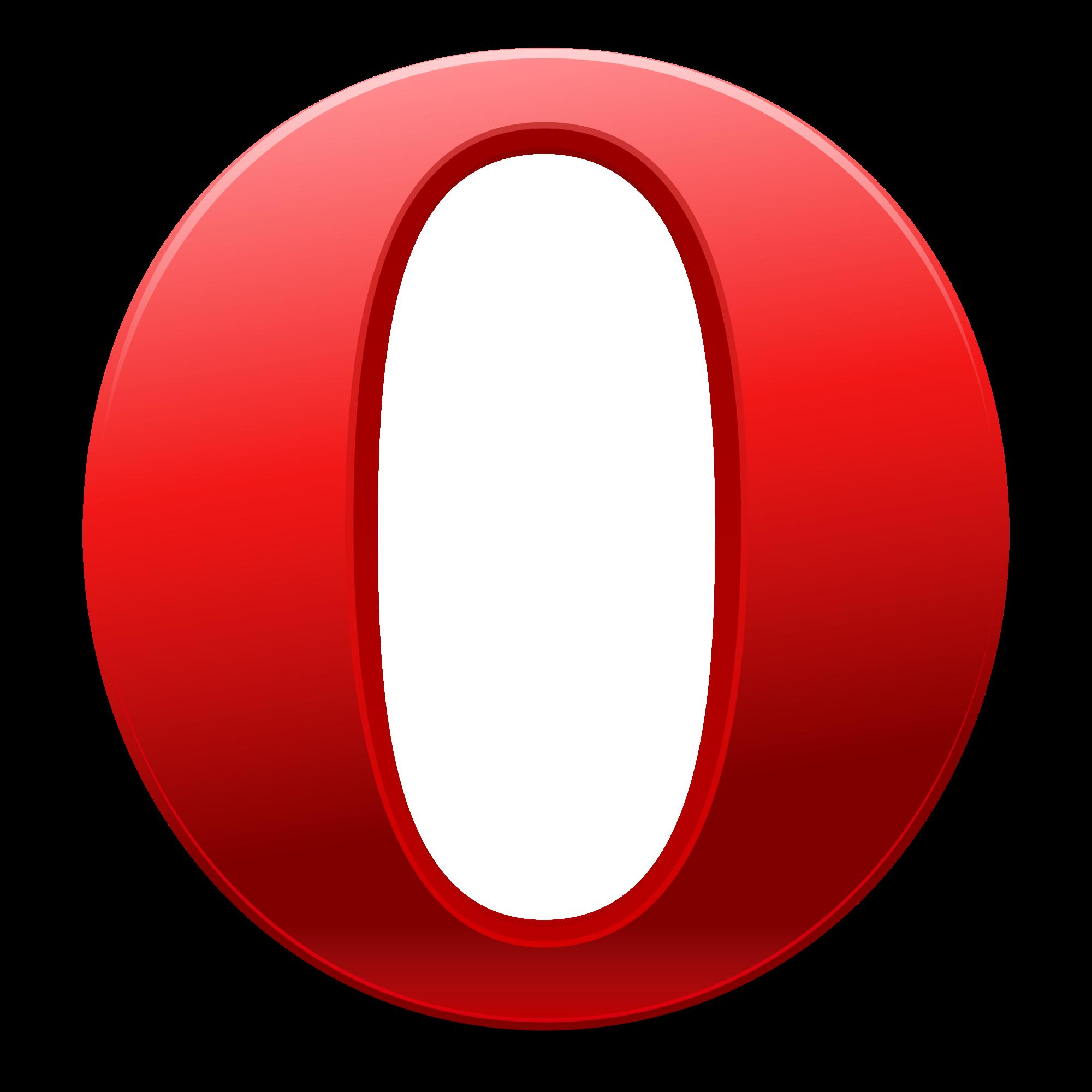 Opera Logo PNG - 36689
