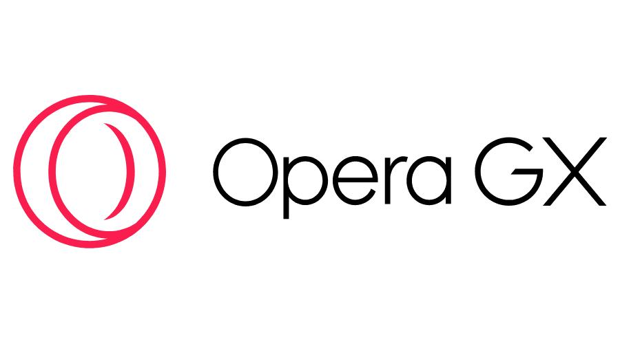 Opera Gx Vector Logo | Free Download - (.svg   .png) Format Pluspng.com  - Opera Logo PNG