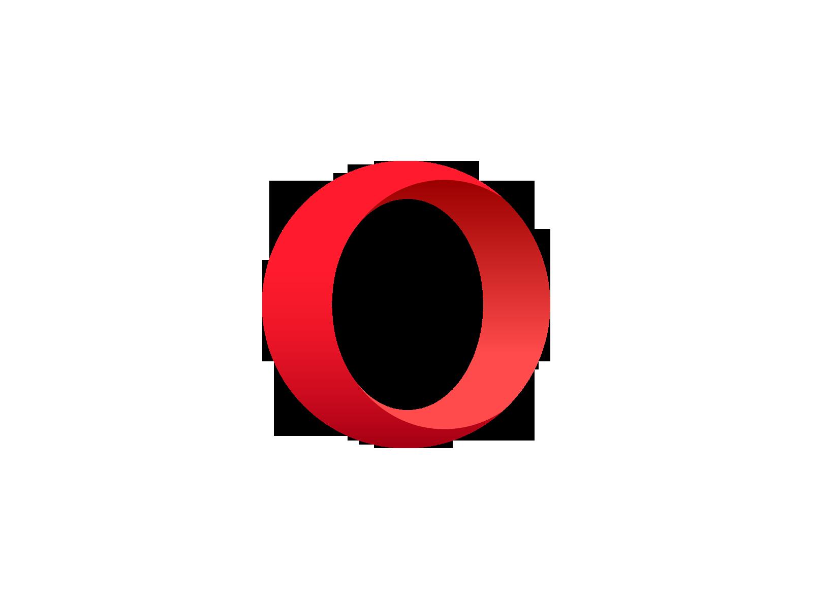 Opera Logo | Logok - Opera Logo PNG