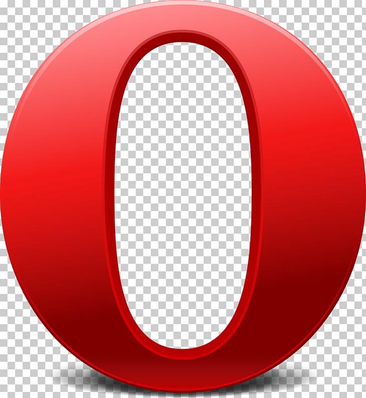 Red Circle, Opera Logo Png Clipart | Free Cliparts | Uihere - Opera Logo PNG