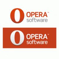 Opera Logo Vector PNG - 38140