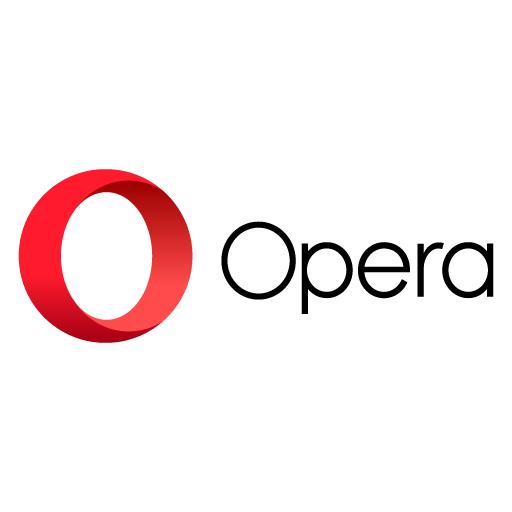 Opera Logo Vector PNG - 38131