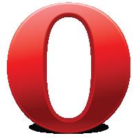 Opera Logo Vector PNG - 38127