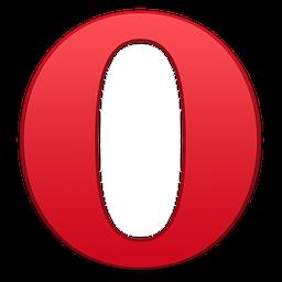 File:Opera Browser Logo 2013.png - Opera PNG