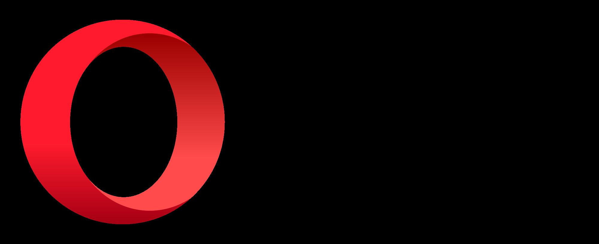 Open In Media ViewerConfiguration. Opera - Opera PNG