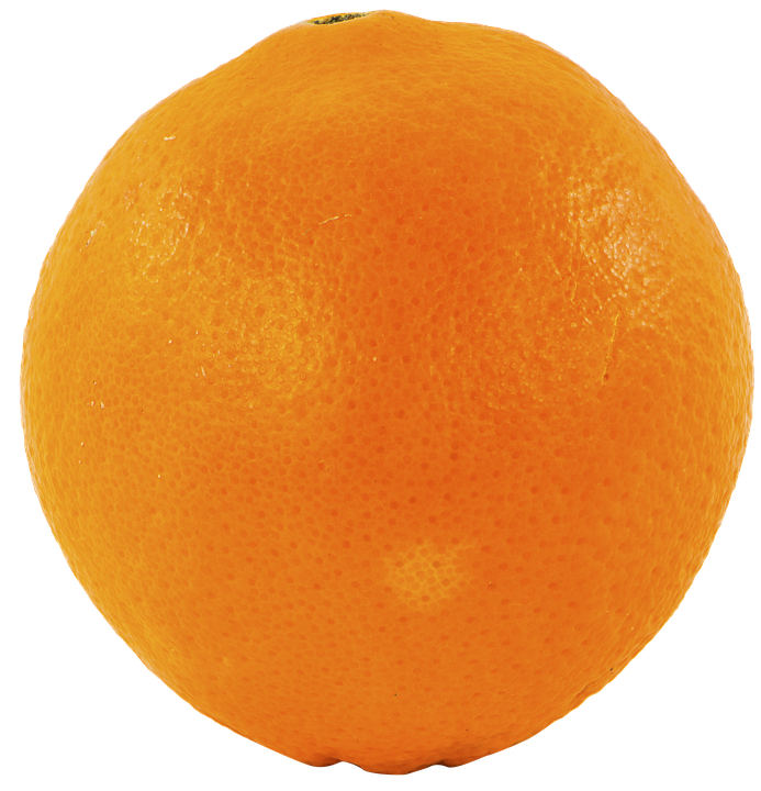Fruit, Orange, Png, Transparent, Cutout - Orange PNG