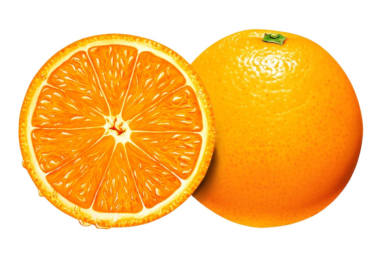 Orange PNG - 22807
