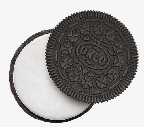 Black delicious Oreo, Black, Delicious, Oreo PNG Image - Oreo PNG HD