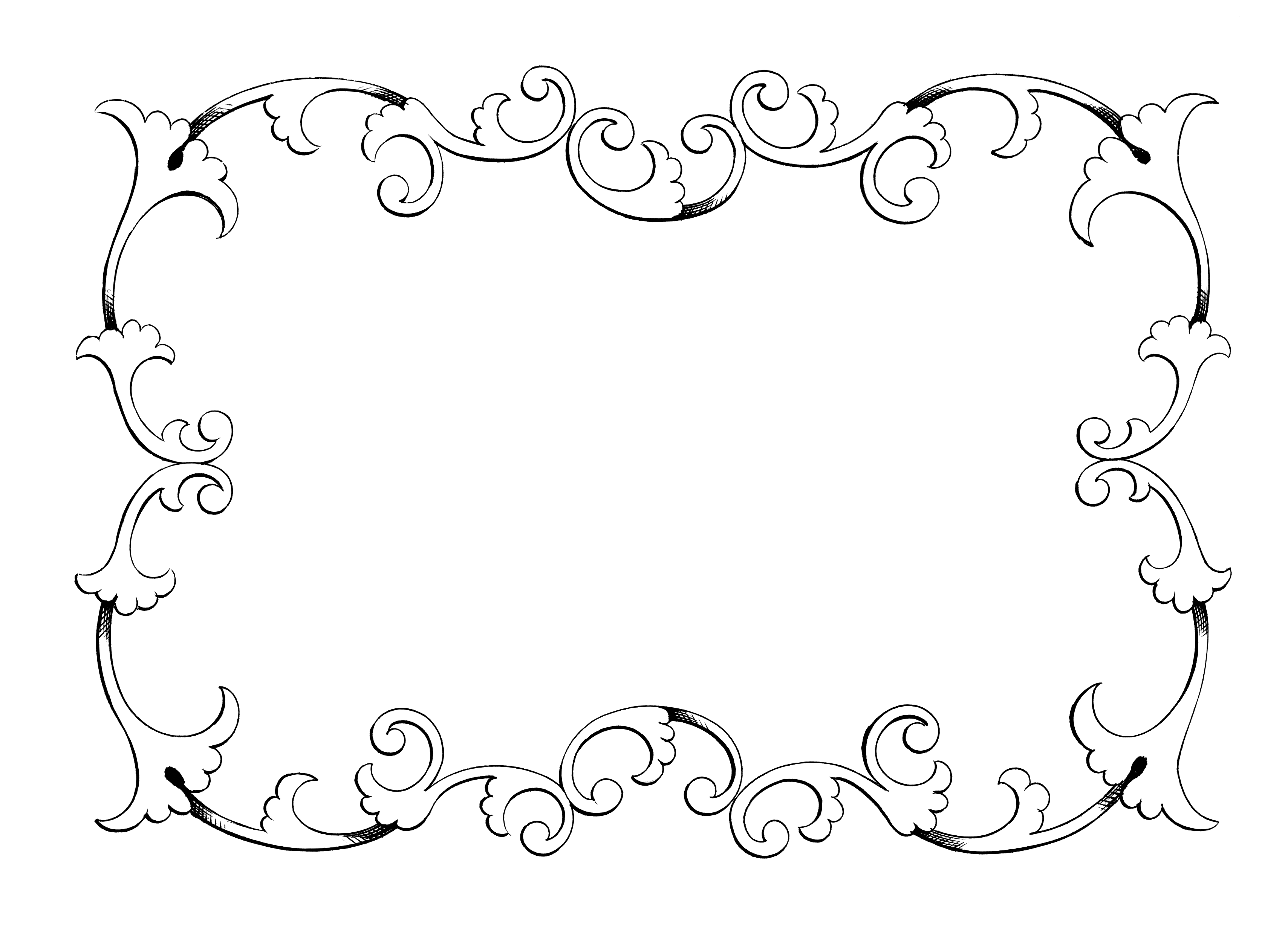 Ornamente Vorlagen Kostenlos PNG - 56024