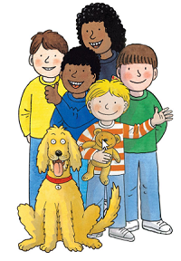 About Oxford Reading Tree - Ort Characters PNG