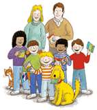 Oxford Reading Tree Characters - Ort Characters PNG