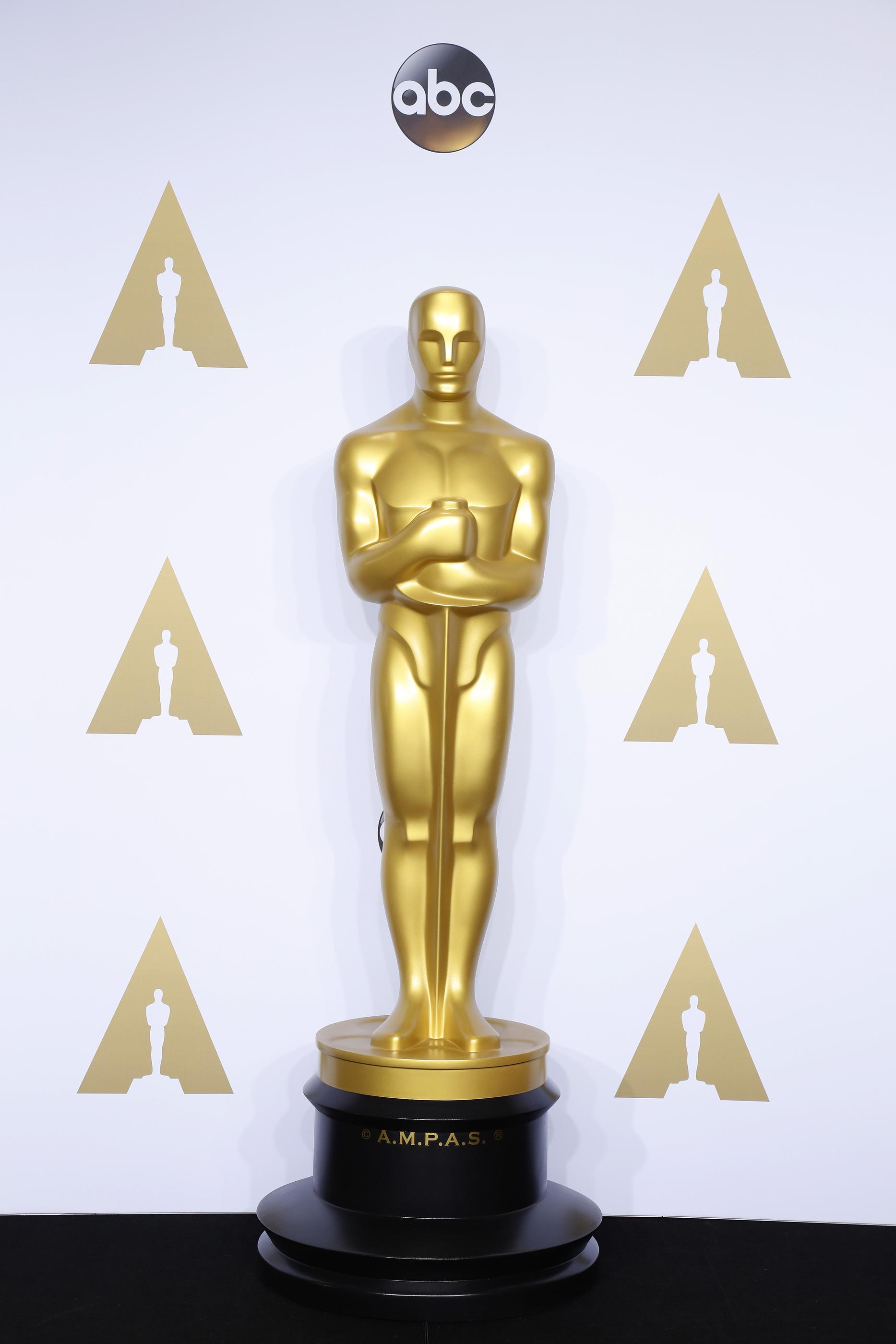 Oscar Award Trophy PNG - 72825