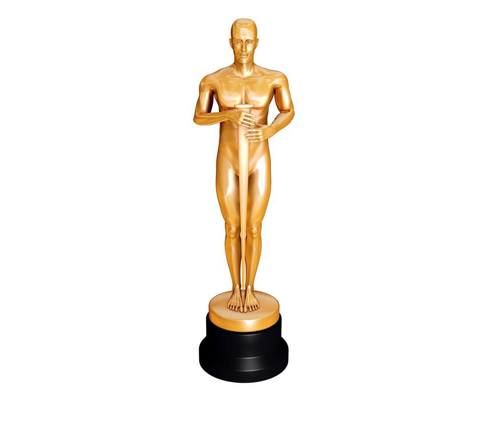 Oscar Award Trophy PNG - 72822