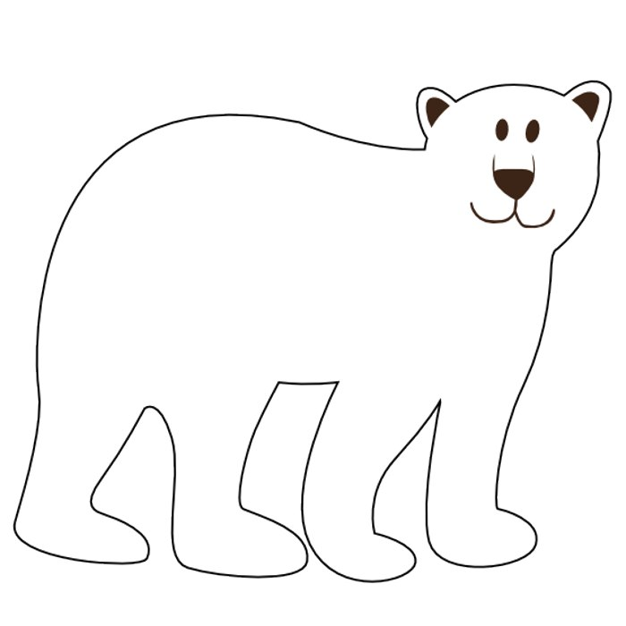 Bear black and white bear clipart black and white free images 3 - Oso PNG Black And White