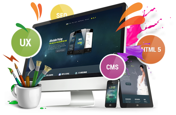 Our smart sites are the perfect combination between a landing page and a  traditional website, adding a visual story that emotionally resonates on a  deep PlusPng.com  - Web Design PNG