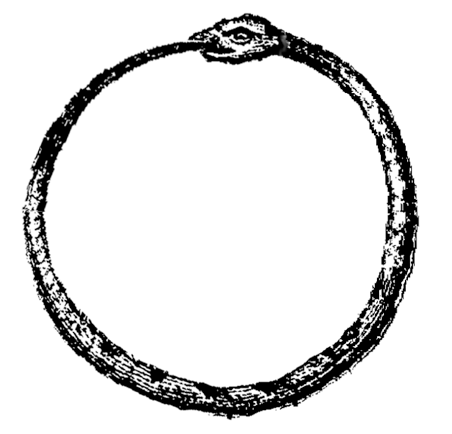 Ouroboros Symbol - Ouroboros PNG