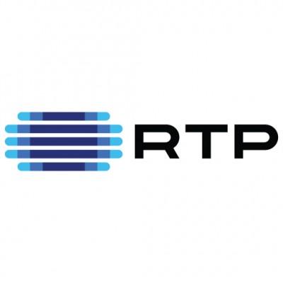 RTP (Rádio e Televisão de Portugal) logo vector . - Outbrain Logo Vector PNG