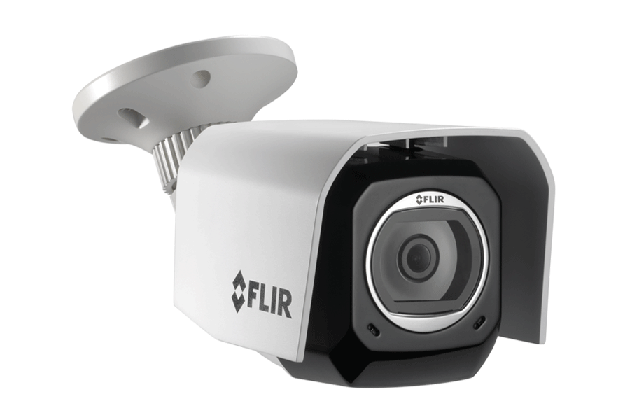 FLIR FX Outdoor Wifi Security Camera - Outdoor PNG HD