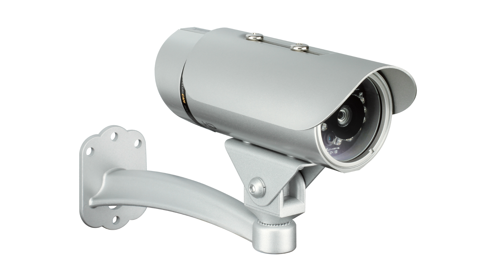 Outdoor Full HD PoE Day/Night Fixed Bullet Network Camera - Outdoor PNG HD