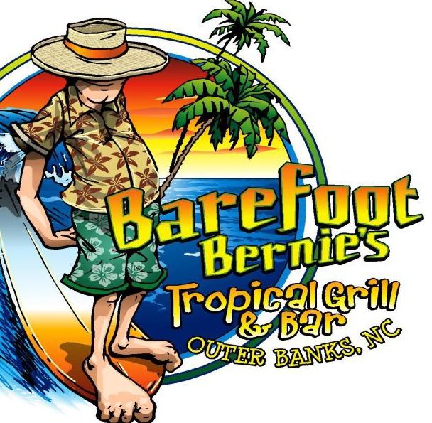Barefoot Bernieu0027s Tropical Grill u0026 Bar Outer Banks 01.png - Outer Banks PNG