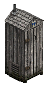 Outhouse PNG HD - 123298
