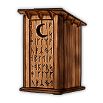 File:Viking Outhouse.png - Outhouse PNG HD