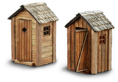 front gable outhouses - Outhouse PNG HD