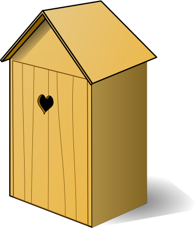 outhouse - Outhouse PNG HD