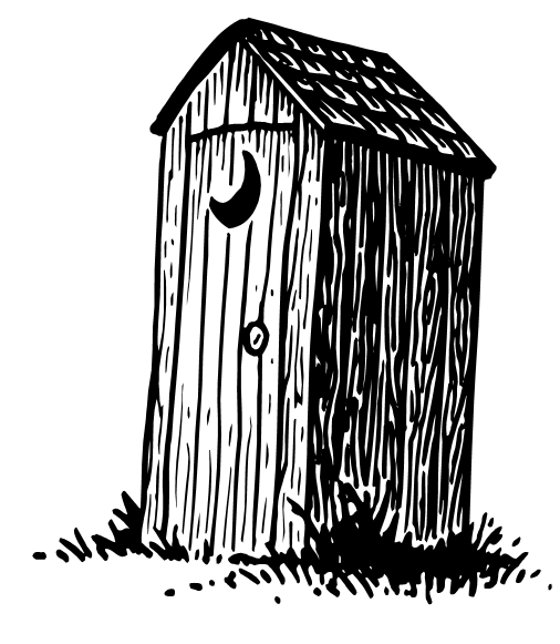 Outhouse PNG HD - 123302