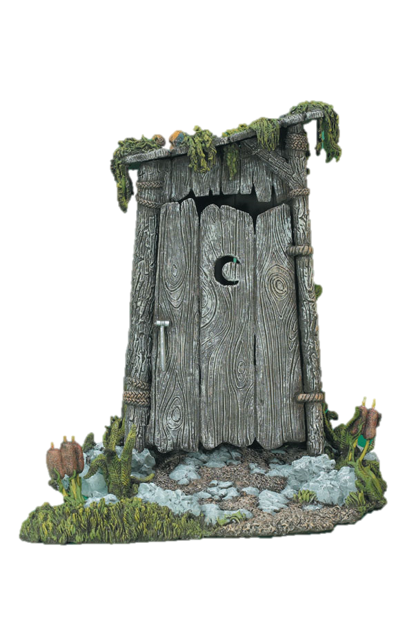 Outhouse.png - Outhouse PNG HD