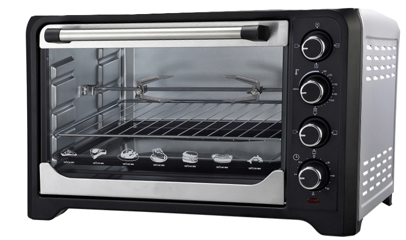 File:A silver coloured OEM Electric Oven.png - Oven HD PNG
